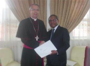 Vice-Minister of Foreign Affairs of Timor-Leste Received Copy of Credentials Letters from 5 Countries